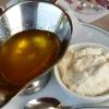 Butter und Sahne-Meerrettich