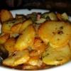 Gemeinsame Bratkartoffeln