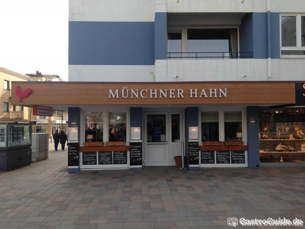 Münchner Hahn Restaurant, Take Away in 25980 Sylt (Westerland)