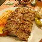 Foto zu Restaurant Bei Iljan im Hotel Deutsches Haus: Fleischspieße Raznici