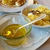 Tagliatelle und Buttersauce