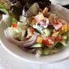Kleiner saisonaler Salat
