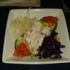 Salatteller zu jedem Gericht