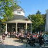 Teehaus Jugendstil-Pavillon