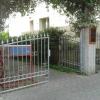 Zugang Garten Eis Café
