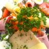 Salatplatte Königskeller