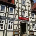 Foto zu Deutsche Eiche: schönes altes nordhessisches Fachwerkhaus