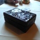 Foto zu Deutsche Eiche: ...das Rechnungskästchen, schöne Idee!
