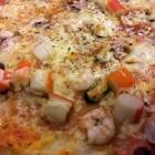 Foto zu Pizza und Pasta Mamma Leone: Pizza Meeresfrüchte