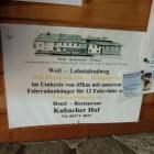 Foto zu Hotel Restaurant Pension Kubacher Hof: