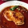 Hähnchenbrust auf Sherry Mandelcremesauce