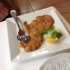 Wiener Schnitzel zum Spargel
