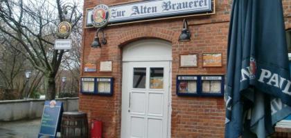 Bild von Gaststätte Paulaner Zur alten Brauerei