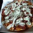 Foto zu Pizza Inn: Gyros und Tzaziki