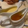 Zerlassene Butter und Hollandaise