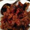 Vorspeise geschmortes Gemüse