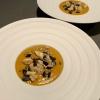 Kürbis-Kokossuppe