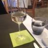 Getränke am Tisch