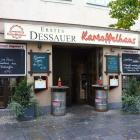 Foto zu Erstes Dessauer Kartoffelhaus:
