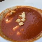 Foto zu Gottesgabe: 12.8.20 Tomaten-Pfirsich-Suppe