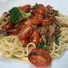 Foto zu Gottesgabe: 12.8.20 Spaghetti mit Pfifferlingen