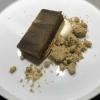 Japanische Tarte Tatin, Vanillecreme & Muscovado-Zimt-Crumble