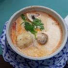 Foto zu Restaurant Na-ree Thai: Hühnersuppe