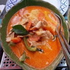 Foto zu Restaurant Na-ree Thai: Gaeng Kuar Moo