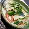 Gaeng Khiaw Wan Phak Tofu