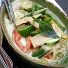 Foto zu Restaurant Na-ree Thai: Gaeng Khiaw Wan Phak Tofu
