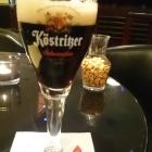 Foto zu CONSILIUM  im Dorint Hotel: Lecker Köstrizer an der Bar darf nicht fehlen! Und noch Nüsse dazu!