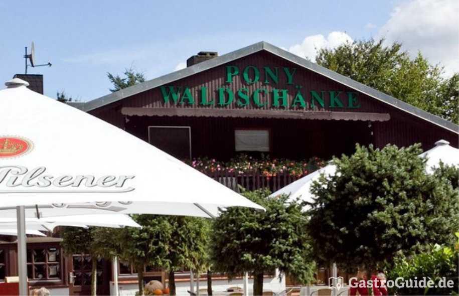Pony-Waldschänke Restaurant, Biergarten in 22559 Hamburg