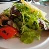 Vorspeisensalat – Grillgemüse – Brotchip