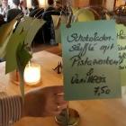 Foto zu Zur Alten Post: Dessertbaum
