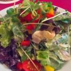 Foto zu Altes Landhaus: gemischter Salat