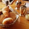 Backwaren zum Frühstück