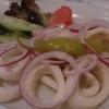 Tintenfischsalat