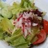 Beilagen Salat, sieht besser aus als er war :-(