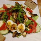 Foto zu Alt Göttschied: mediterraner Salatteller