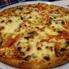 Pizza Mamma, groß