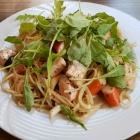 Foto zu Pizzeria Costa Smeralda: Spaghetti mit Meeresfrüchten und Weißweinsauce
