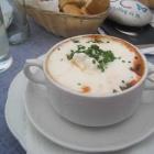 Foto zu Brooks Café Achter de Mur: Tomatensuppe