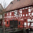 Foto zu Die Hessenpark Gastgeber: Biergarten