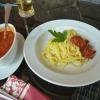 Kindergericht: Nudeln mit Sauce Bolognese