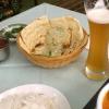India Palace - Naan und Reis