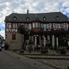 Foto zu Historisches Weinhaus Engel: 16.9.17 / Außenansicht