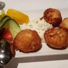 Foto zu Hotel Restaurant Roter Hahn: Champignonköpfe mit Remulade