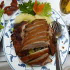 Foto zu China-Restaurant Golden Lotus: Knusprige Ente süß-sauer
