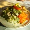 Beilagensalat zum Schnitzel