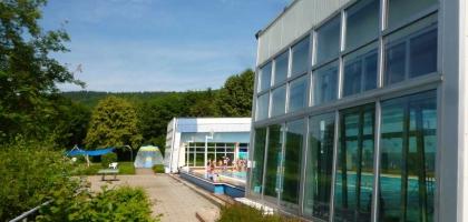 Bild von Cafeteria im Schwimmbad